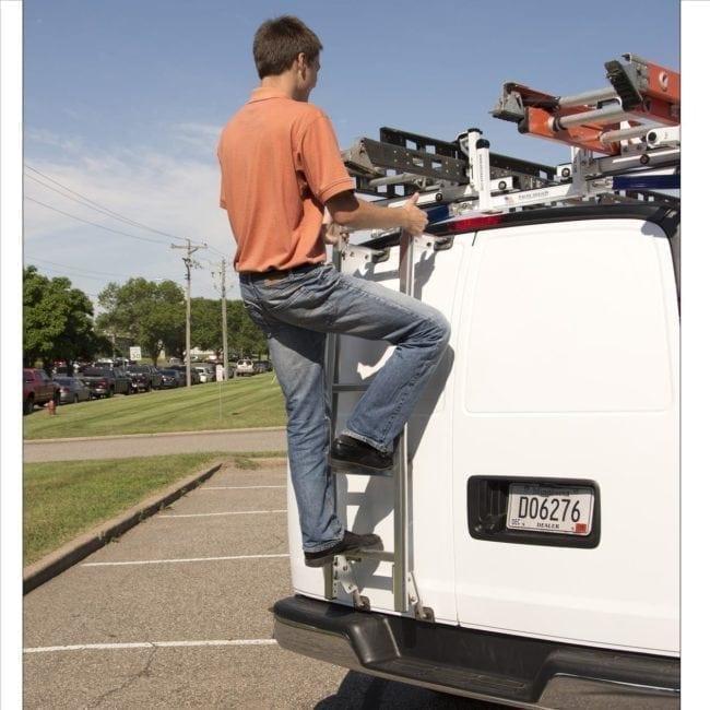 Chevrolet Express/GMC Savana Cargo Van Ladders