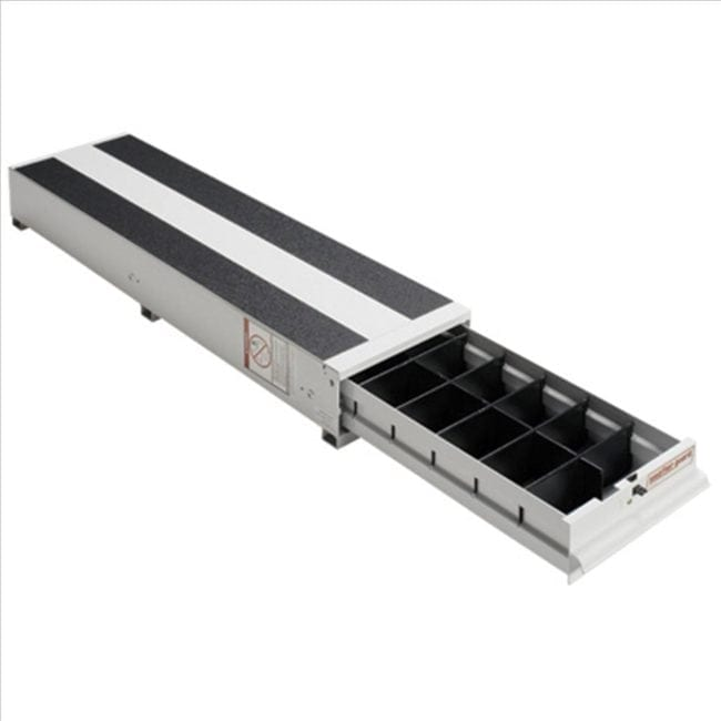 Weather Guard Aluminum Itemizer Drawer Units