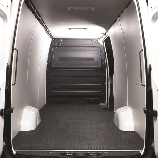Legend Fleet Insulated Duratherm 12quot Wall Liners Promaster