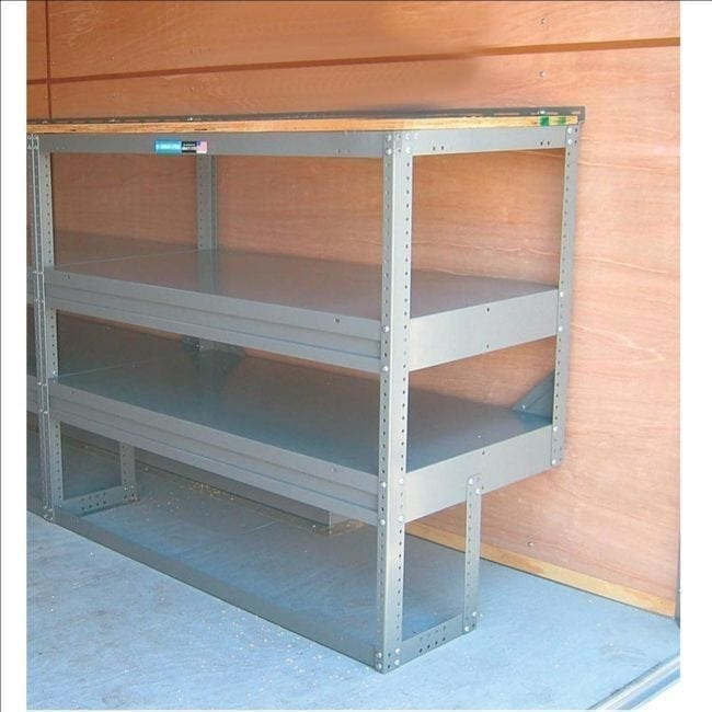 Box Truck Equipment - Box Truck Shelving - Accessories