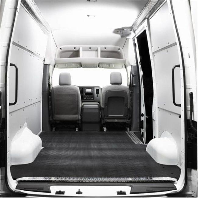 Cargo Van Floors