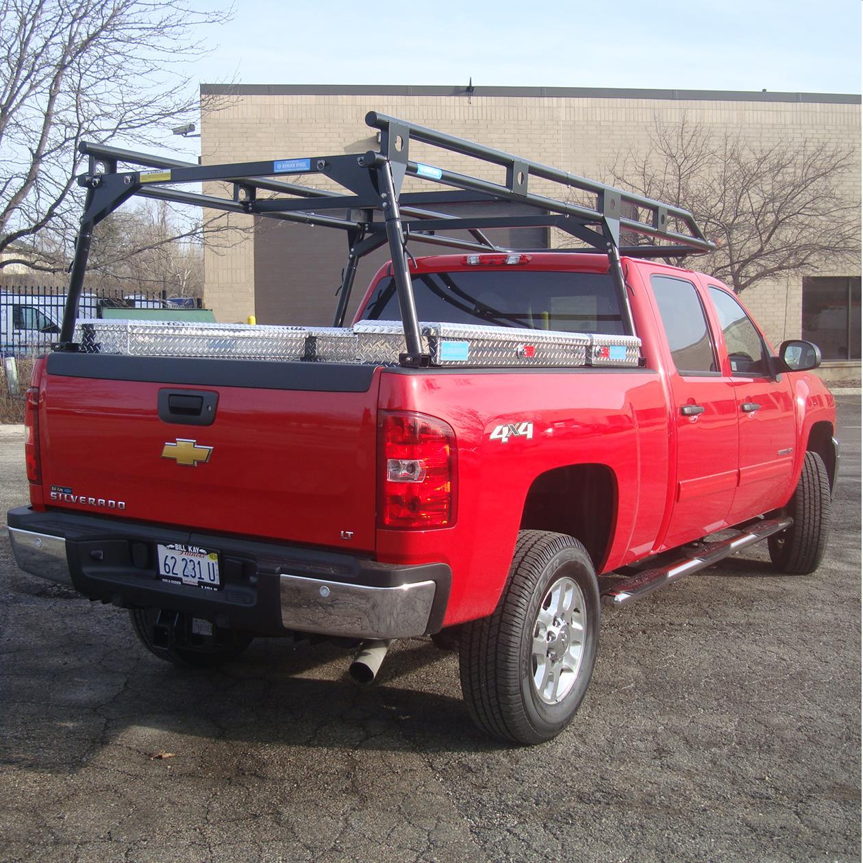 Adrian Steel Load Runner Full Size Truck Racks U S