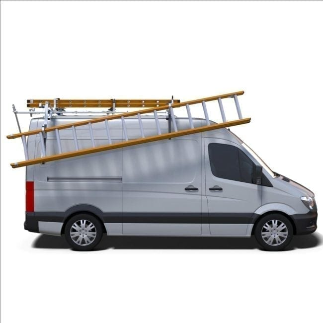 Mercedes Sprinter Van Ladder Racks