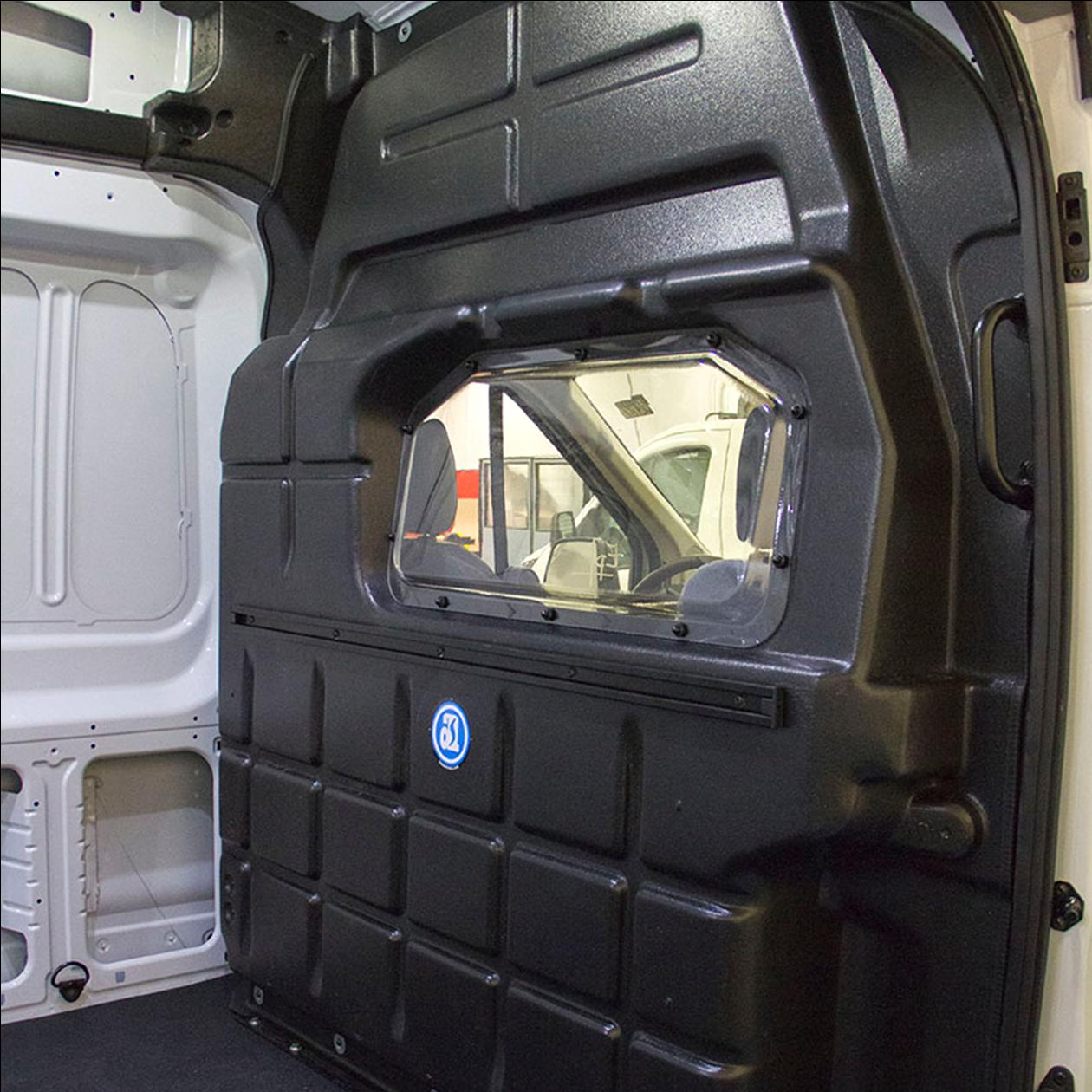 Adrian Steel Composite Partition For Ford Transit Medium