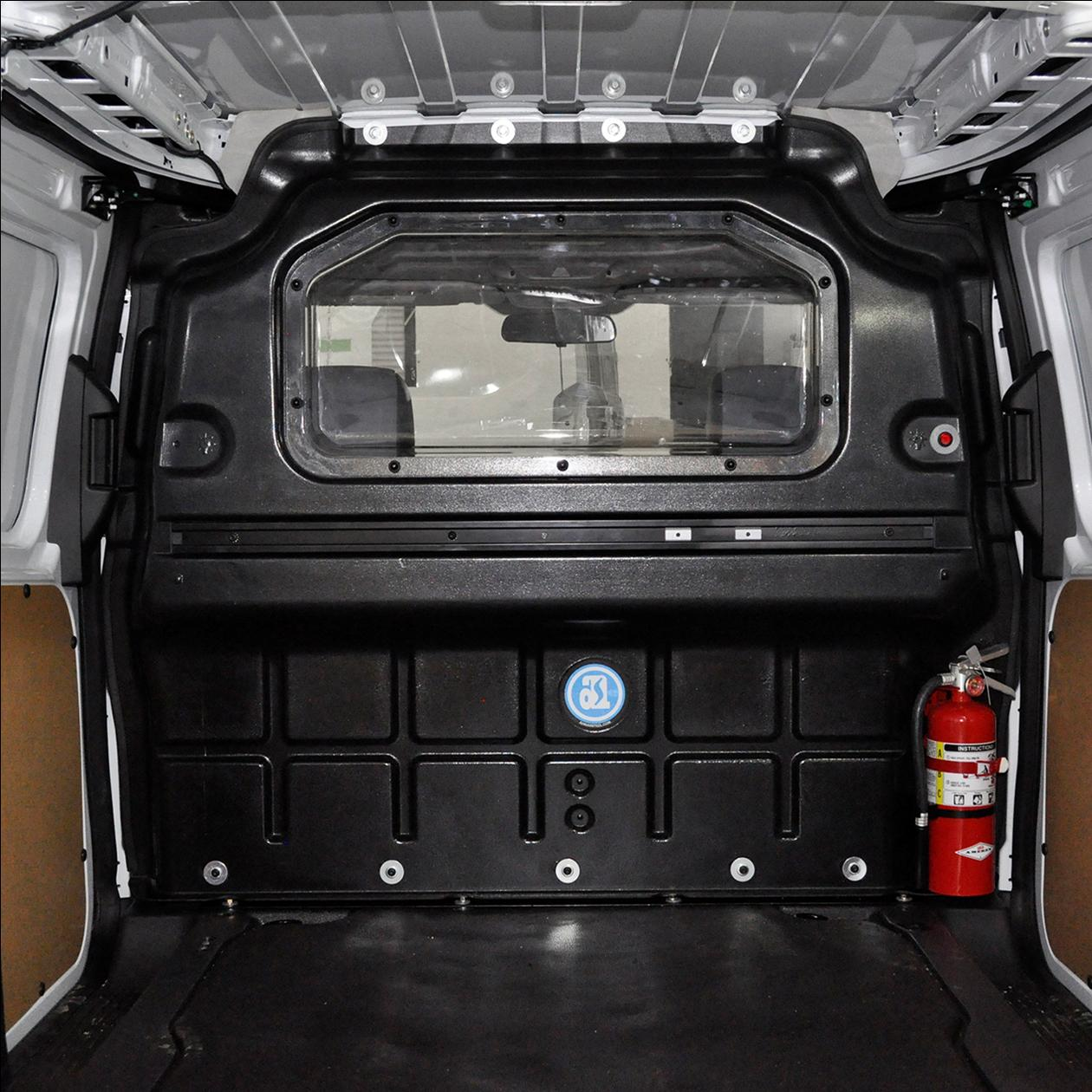 Adrian Steel Composite Partition For Ford Transit Connect