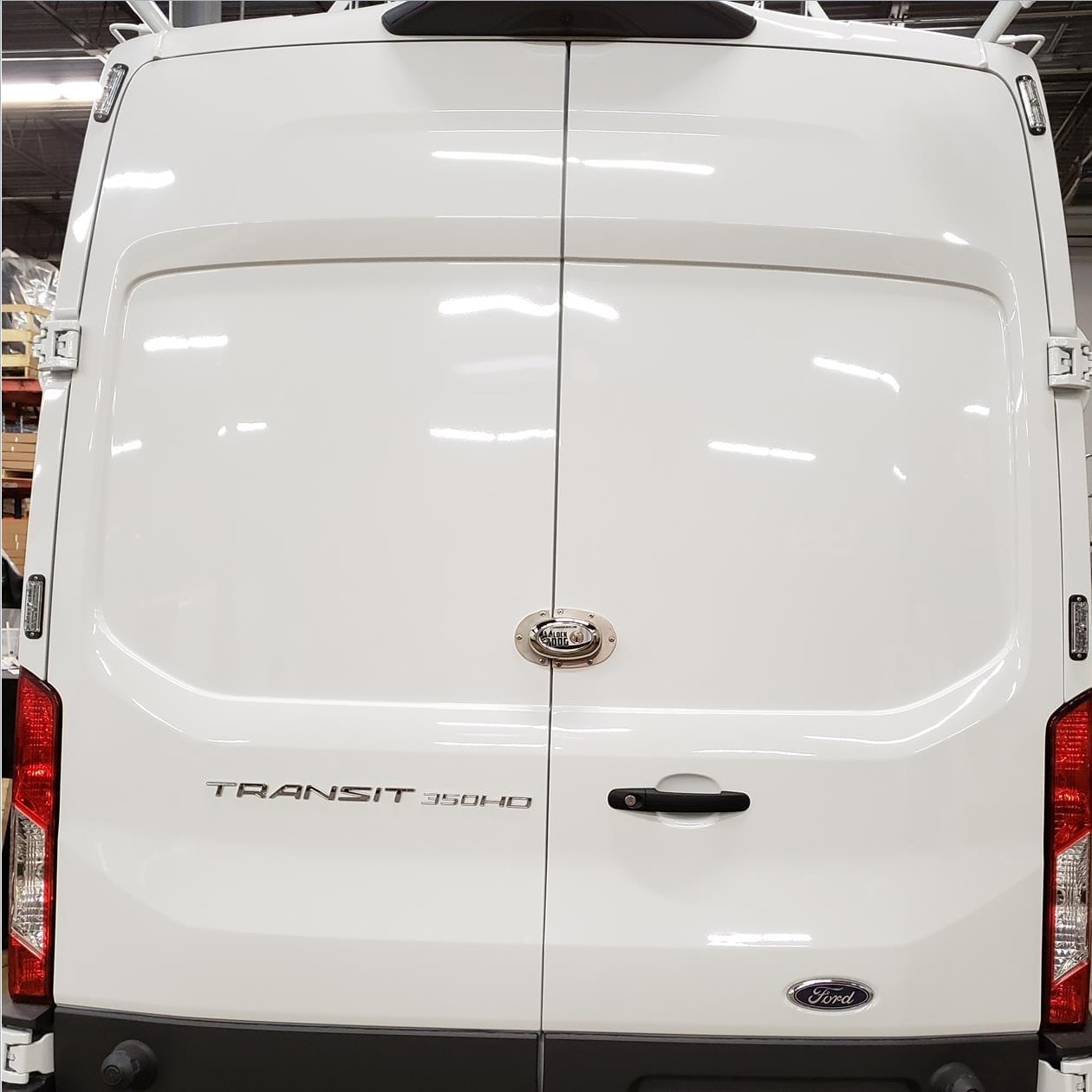 Cargo Van Security   U S  Upfitters