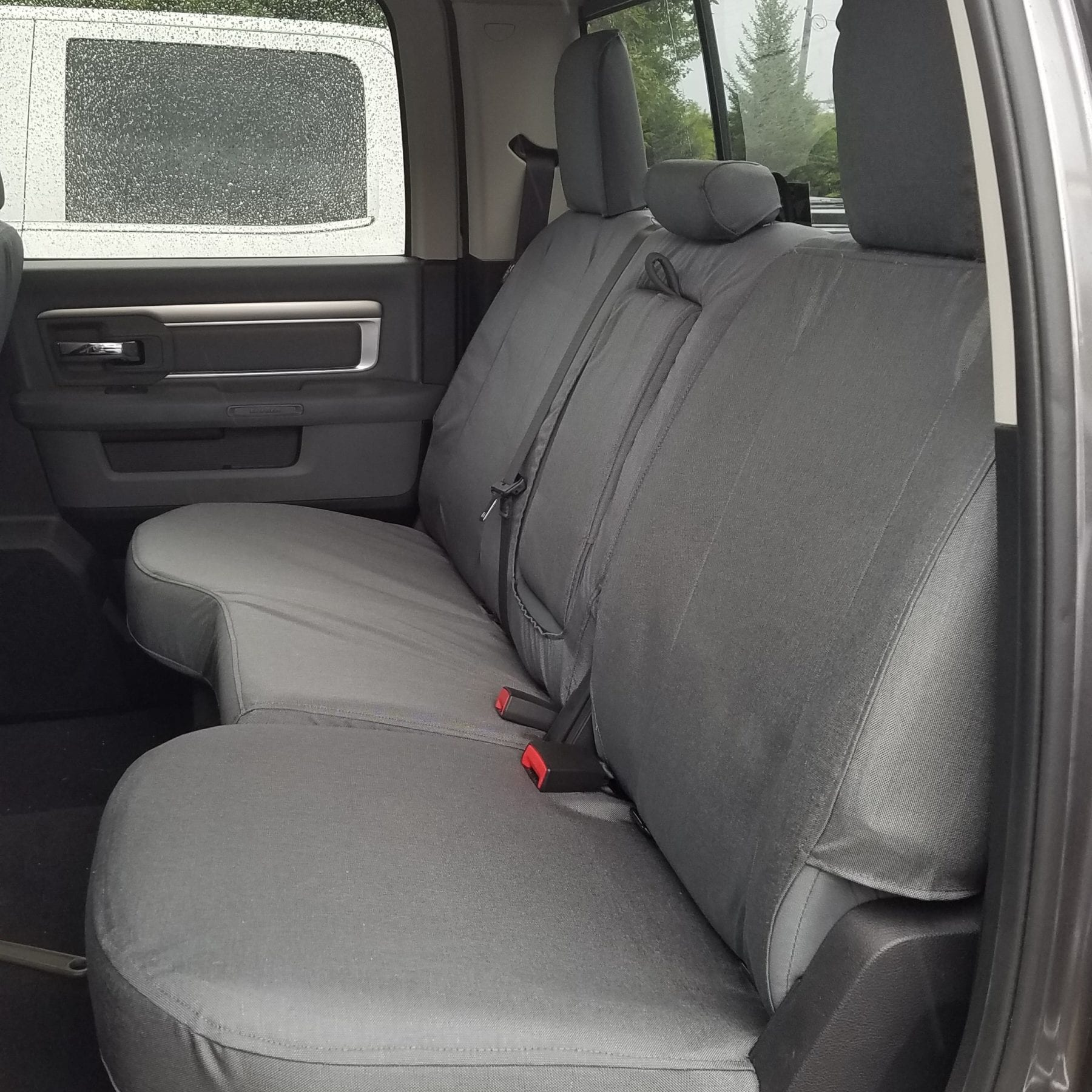 2011 2018 Ram Truck Full Rear Bench With Armrest Model 75703 U S Upfitters
