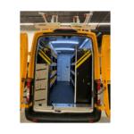 Knapheide Partition w/Sliding Door No Window KNAP-BULK-FTH-DNG