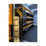 Ranger Design 4 Tier Refrigeration Rack RD-6007