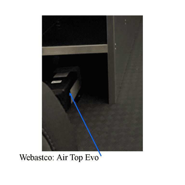 Webastco Air Top Evo